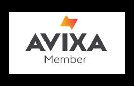 AVIXA (Audiovisual and Integrated Experience Association) Logo